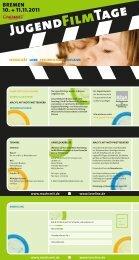 Jugendfilmtage 2011 - Rat und Tat Zentrum für Schwule und Lesben ...