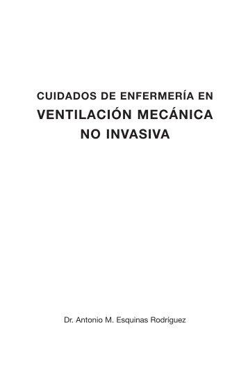 VENTILACIÓN MECÁNICA NO INVASIVA - Acta Sanitaria