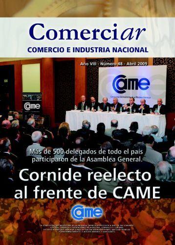 Comerciar 5 - Confederación Argentina de la Mediana Empresa