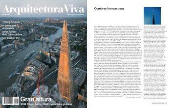 Cumbres borrascosas - Arquitectura Viva