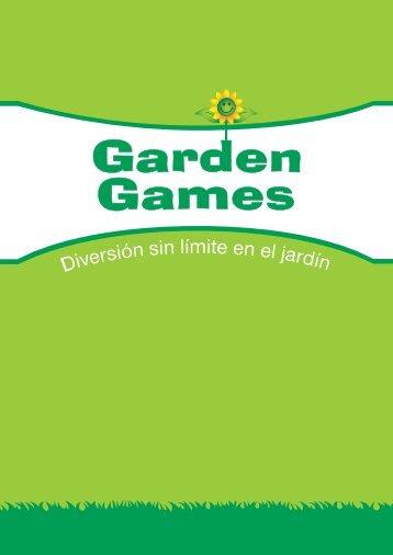 Garden Games - Masgames