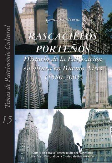 Rascacielos Porteños, de Leonel Contreras - Folklore Tradiciones