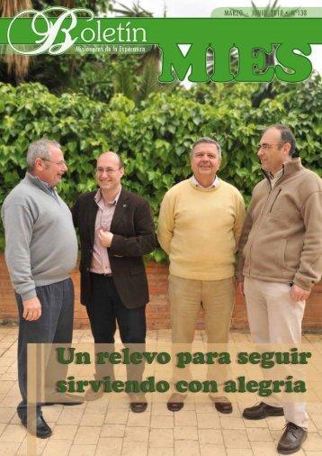 Testimonio - MIES Misioneros de la Esperanza