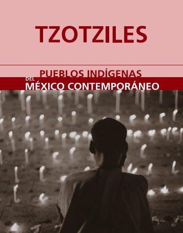Tzotziles - Comisión Nacional para el Desarrollo de los Pueblos ...