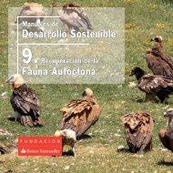Recuperación de la Fauna Autóctona - Fundación Banco Santander