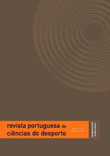 download PDF [10 MB] - Faculdade de Desporto da Universidade ...