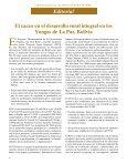 RAFA Bolivia - Intranet CATIE - Page 3