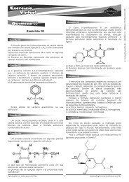 Apostila 01 – QUIMICA II – Modulo 33 - Blog do Intellectus