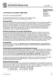 2. Elternbrief - Realschule-Beilngries.de