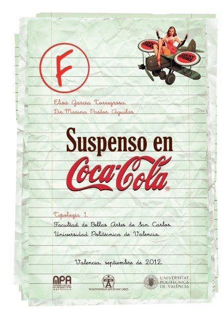 García Torregosa Elisa Suspenso En Coca Cola Pdf Riunet