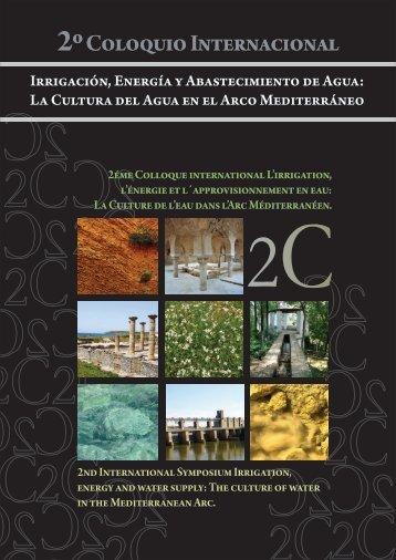 La Cultura del Agua en el Arco Mediterráneo