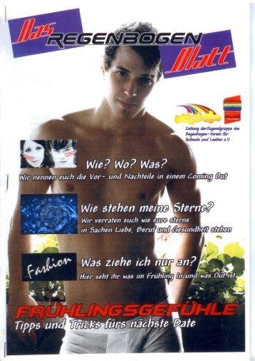 Coming Out - Regenbogen-Verein für Schwule und Lesben eV