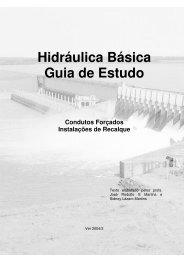 Hidráulica Básica Guia de Estudo - FCTH