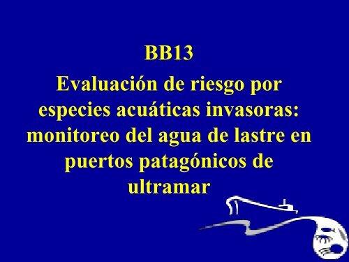 B-B-13 - Secretaria de Ambiente y Desarrollo Sustentable