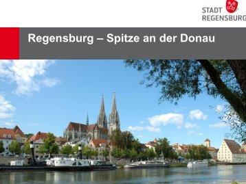Titel ohne Bild in Arial 45 Punkt - Stadt Regensburg