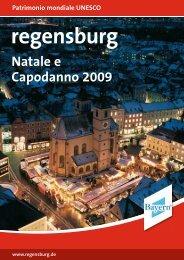regensburg Natale e Capodanno 2009