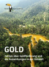 PDF, 510 KB - Rettet den Regenwald e.V.