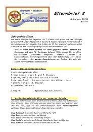 Elternbrief 2 - Realschule Gräfenberg