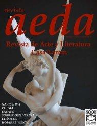 Narrativa - Revista AEDA