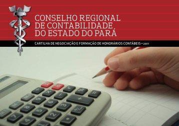 Conselho Regional de Contabilidade do estado do PaRá