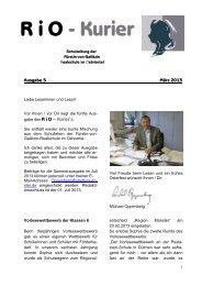 Sprechstunden – Vorschlag für das 1 - Fürstin-von-Gallitzin ...