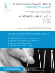 Daa kursvorschau 2012 2013
