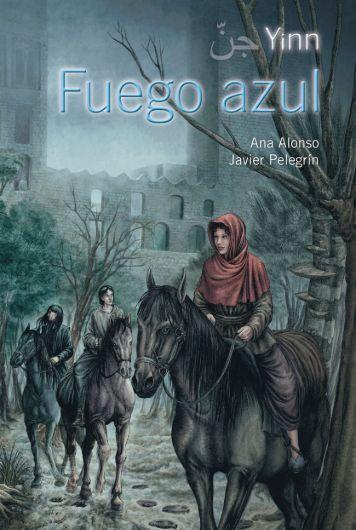Yinn. Fuego Azul (capítulo 1) - Anaya Infantil y Juvenil