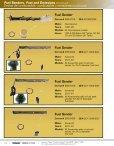 Fuel Senders, Fuel and Emissions Envíos de combustible ... - Page 3