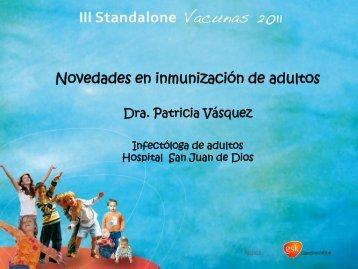 Inmunización en Adultos