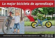 bicicleta - Fundacion Oscar Pereiro