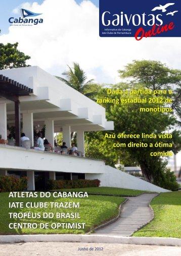 Online - Cabanga Iate Clube de Pernambuco