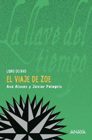 El viaje de Zoe (Capítulo 1) - Anaya Infantil y Juvenil
