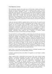 """Crise financeira e excessos Diz a máxima que """"quando ... - IEPE / CdG"""