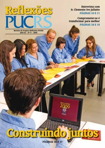 Ano IX, Número 9 Dezembro de 2008 (2,3Mb) - pucrs