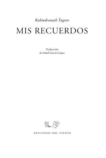 Principio del libro en PDF