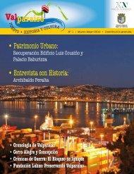 valparaiso - Revista Valparaíso | Puerto • Historia y Cultura