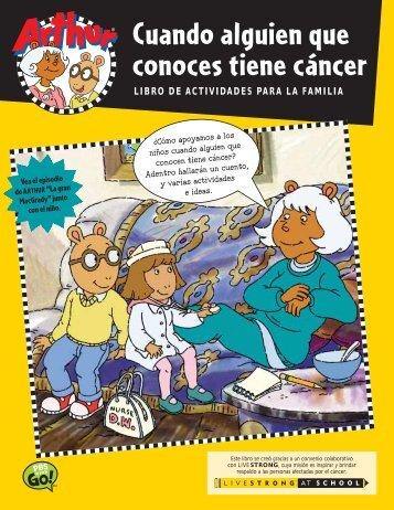 Cuando alguien que conoces tiene cáncer - Scholastic