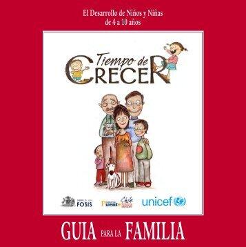 El Desarrollo de Niños y Niñas de 4 a 10 años GUIA PARA ... - Unicef