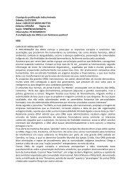 CARLOS DE MEIRA MATTOS Editoria: OPINIÃO Página: A3 Se