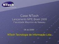 NTech Tecnologia de Informação - Movimento Brasil Competitivo