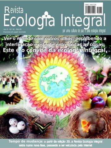 Ecologia Integral - Ideias na Mesa