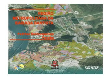 Peruíbe - EmplasaGEO - Governo do Estado de São Paulo