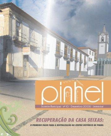 Nº 10 - Dezembro 2008 (12055 Kb) - Câmara Municipal de Pinhel