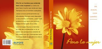 FromJesusWithLove_PARA ELLA - Aurora producciones ec