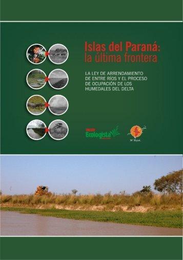 Islas del Paraná: la última frontera - M'Biguá