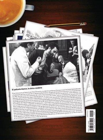 El pañuelo blanco, la única condena - Asociación Madres de Plaza ...