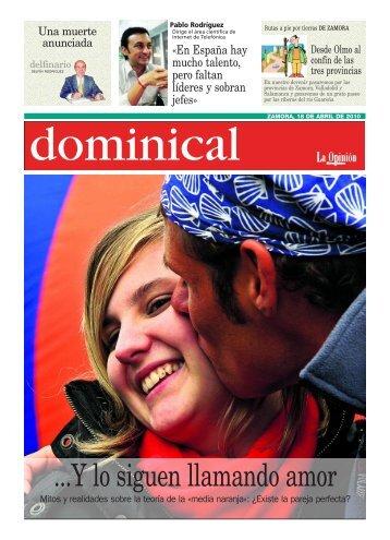 Dominical - La Opinión de Zamora