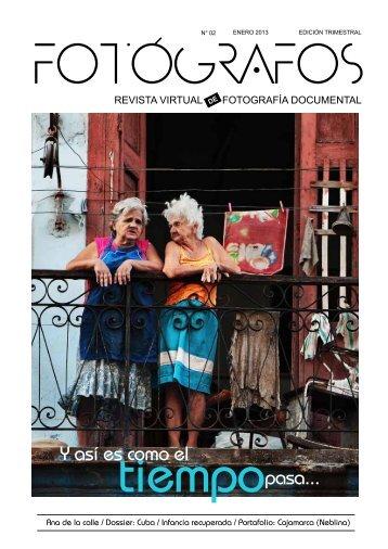 reportaje - Revista Fotografos