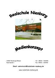 Unser Medienkonzept - Realschule Nienburg