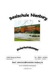 Unser Sicherheitskonzept - Realschule Nienburg